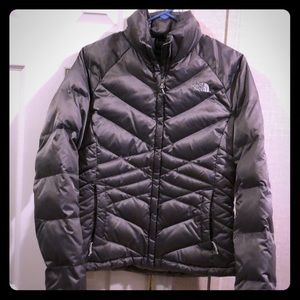 The North face women's Silver Down puffer coat